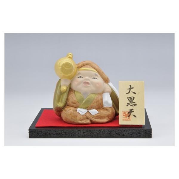 博多人形  【土鈴・大黒天】コロンコロンと、福の音がする大黒様|hakata-honpo