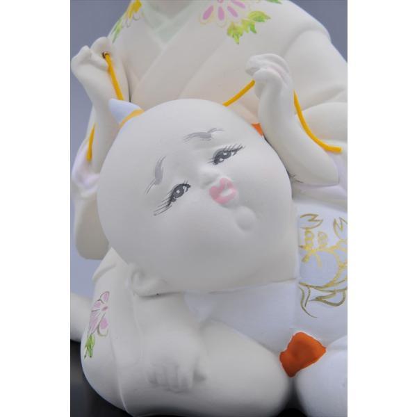 博多人形  【お姉さん】こんな風景・・・懐かしくありませんか?|hakata-honpo|03