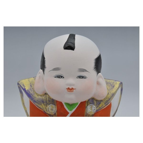 博多人形 【叶福助】 福よ来い来い!!福招き!! hakata-honpo 04