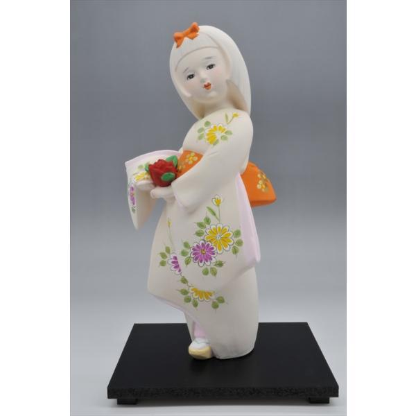 博多人形   【晴着】オッシャレ〜・・・!|hakata-honpo