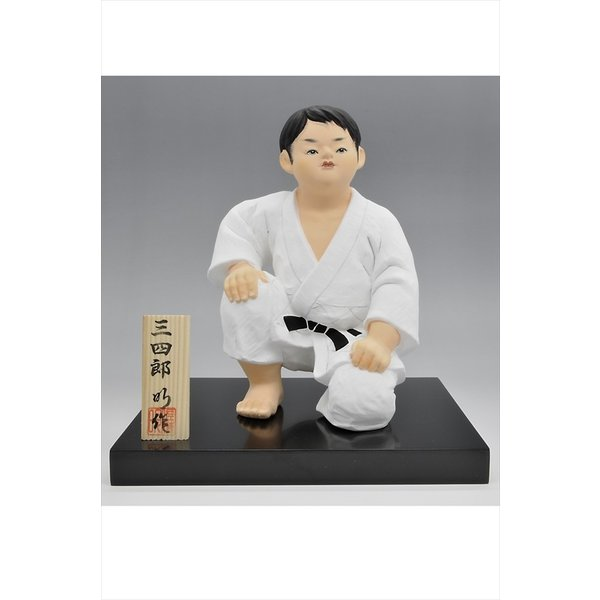 博多人形 【三四郎】 柔ら hakata-honpo