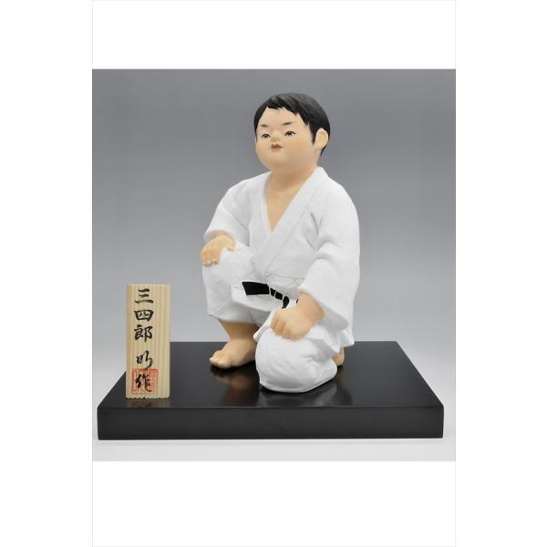 博多人形 【三四郎】 柔ら hakata-honpo 02