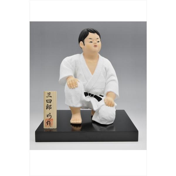 博多人形 【三四郎】 柔ら hakata-honpo 03