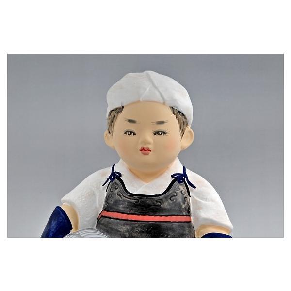 博多人形 【.豆剣士】 〜凛々しい姿で、夢いっぱい〜|hakata-honpo|03