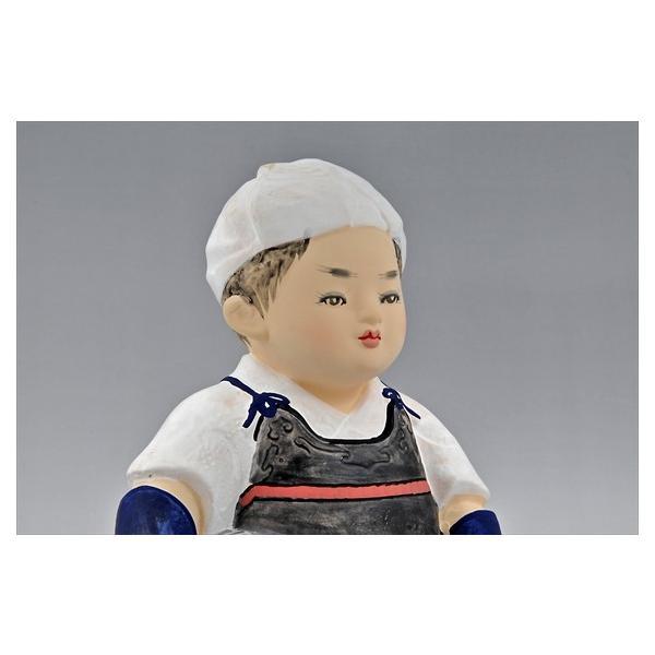 博多人形 【.豆剣士】 〜凛々しい姿で、夢いっぱい〜|hakata-honpo|04