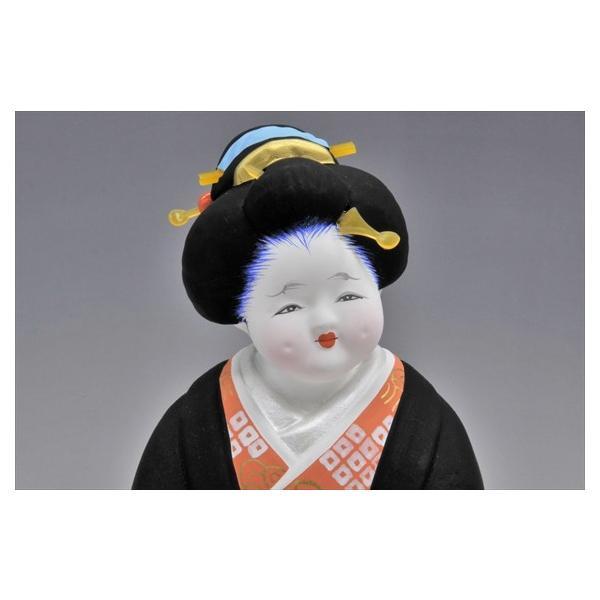博多人形 【お福さん】 縁起が良い人形  No.1!!|hakata-honpo|02