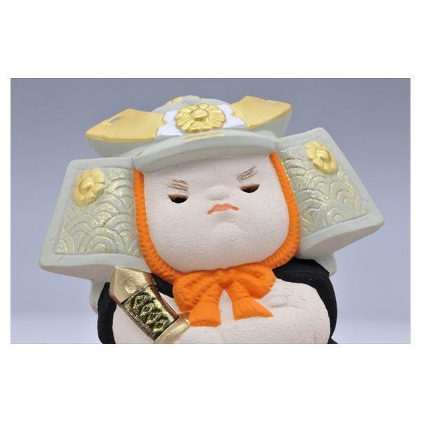 博多人形 【童大将】 凛々しさと可愛らしさが同居しています hakata-honpo 03