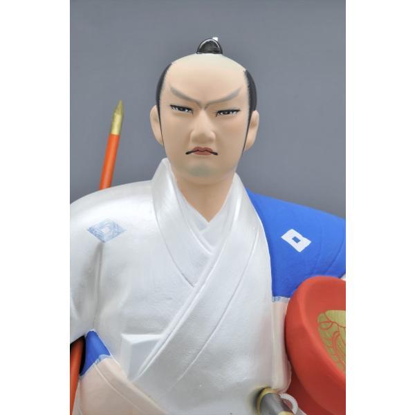 博多人形 かっこよか〜!!【黒田武士・末九郎作】 本数限定で復活|hakata-honpo|05