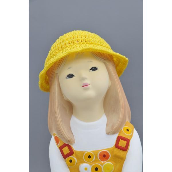 博多人形 【ポピー】 可愛らしい夏の少女|hakata-honpo|04