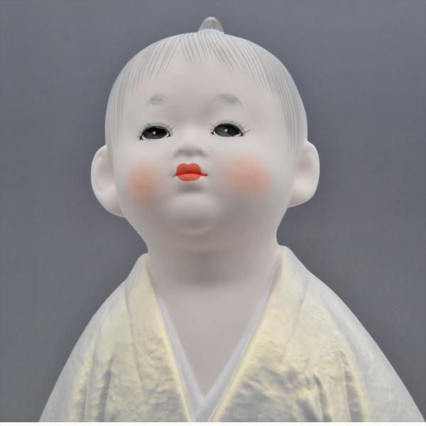 博多人形   【竹童心】すくすくと育て hakata-honpo 04