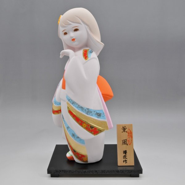 博多人形  【薫風】 hakata-honpo 02