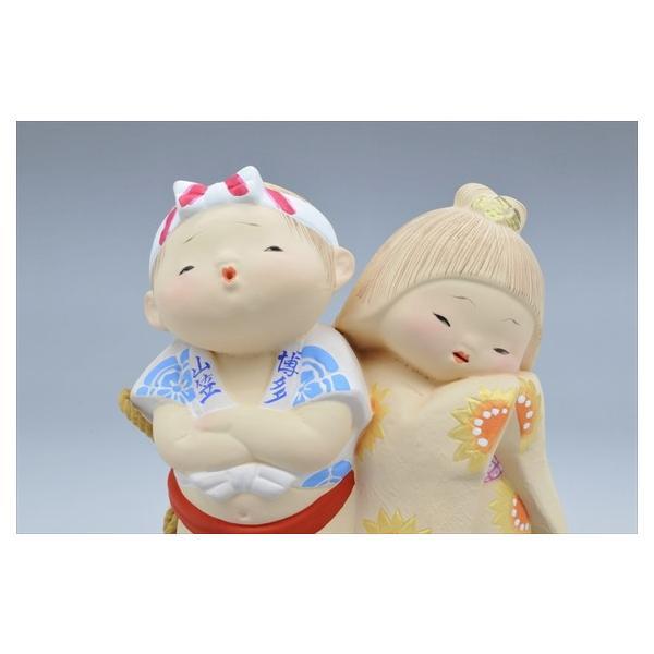 博多人形 【博多っ子】 「山笠」「オッショイ!!!」|hakata-honpo|02