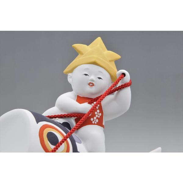 博多人形 【鯉のぼり】 元気いっぱい!!夢いっぱい!!五月人形 hakata-honpo 03
