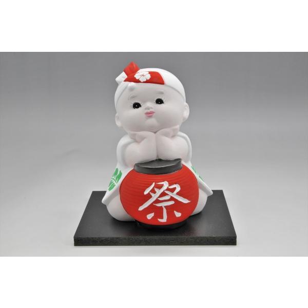 博多人形 【ちょうちん祭り】 祭り楽しい|hakata-honpo