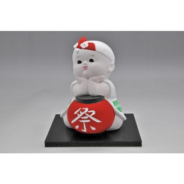 博多人形 【ちょうちん祭り】 祭り楽しい|hakata-honpo|03