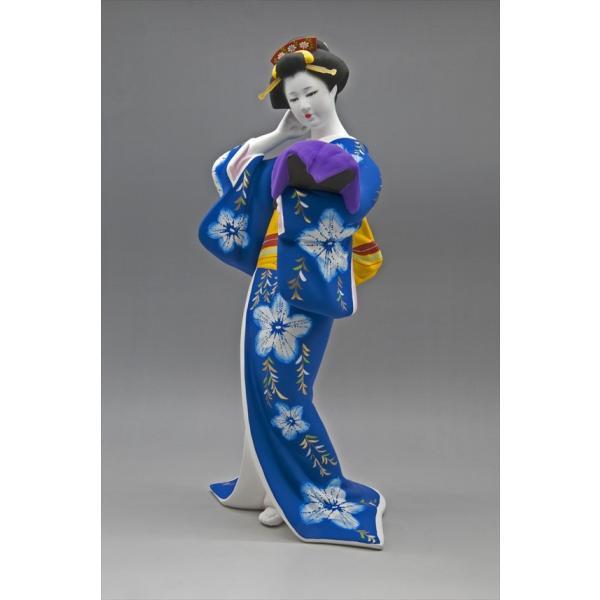 博多人形 【博多絞り】 博多人形美人ものは、国内のみならず、海外の方へのお土産、各種ご贈答品に、最適です|hakata-honpo