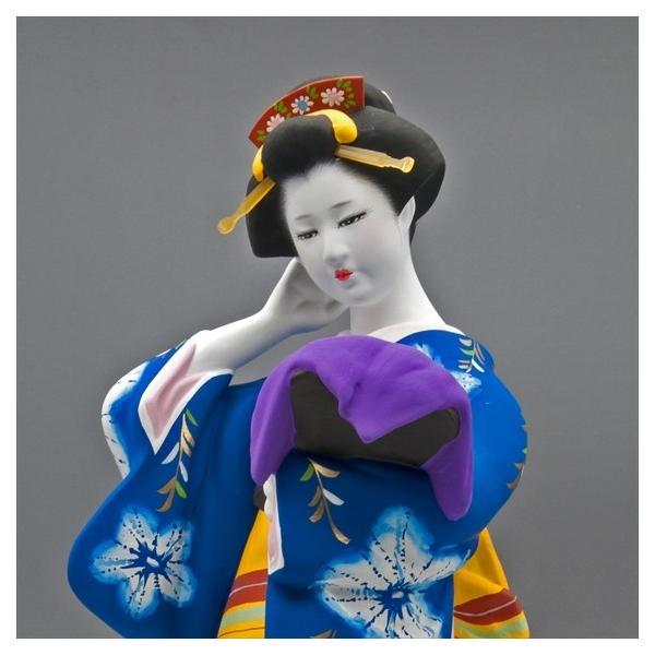博多人形 【博多絞り】 博多人形美人ものは、国内のみならず、海外の方へのお土産、各種ご贈答品に、最適です|hakata-honpo|05