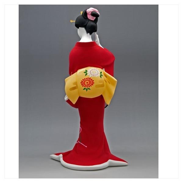 博多人形 【思慕 (しぼ) 】 日本の伝統の「美」「優しさ」。博多で・・そして、海外で大人気の博多人形|hakata-honpo|03