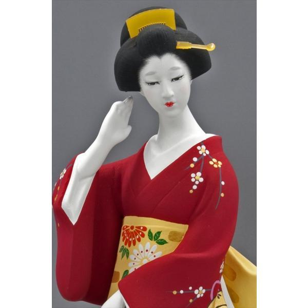 博多人形 【思慕 (しぼ) 】 日本の伝統の「美」「優しさ」。博多で・・そして、海外で大人気の博多人形|hakata-honpo|04