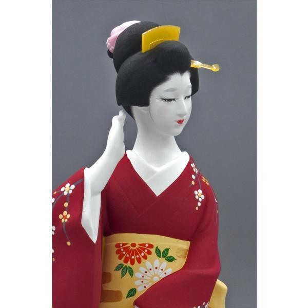 博多人形 【思慕 (しぼ) 】 日本の伝統の「美」「優しさ」。博多で・・そして、海外で大人気の博多人形|hakata-honpo|05