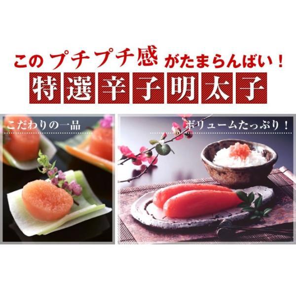 極上 博多辛子明太子 360g 送料無料 一本もの ご飯のお供 酒の肴 福岡直送 博多いち