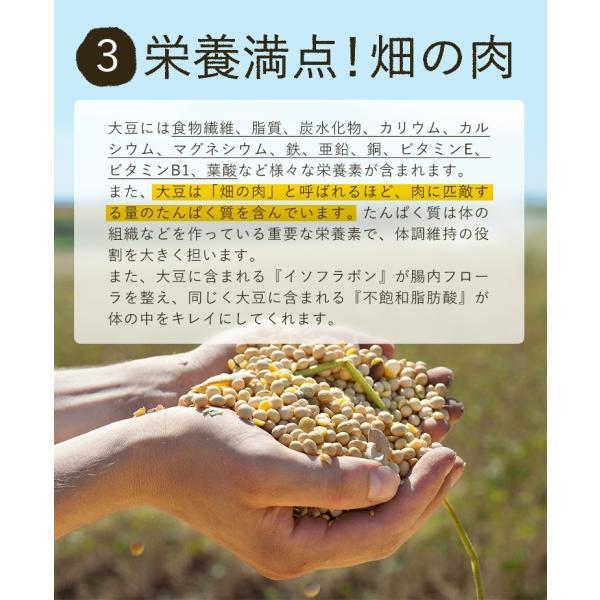 煎り大豆 大豆 国産 無添加 3種 500g ポッキリ 1000円 おやつやおつまみに|hakobunet|04