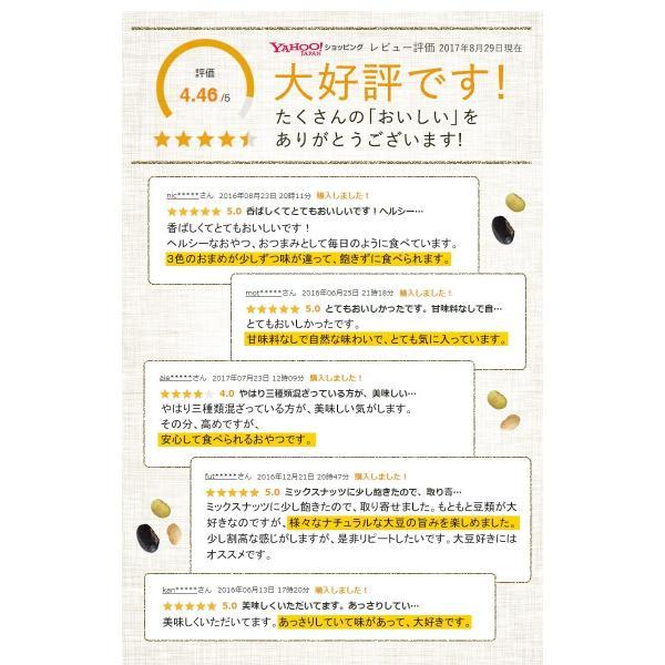 煎り大豆 大豆 国産 無添加 3種 500g ポッキリ 1000円 おやつやおつまみに|hakobunet|06