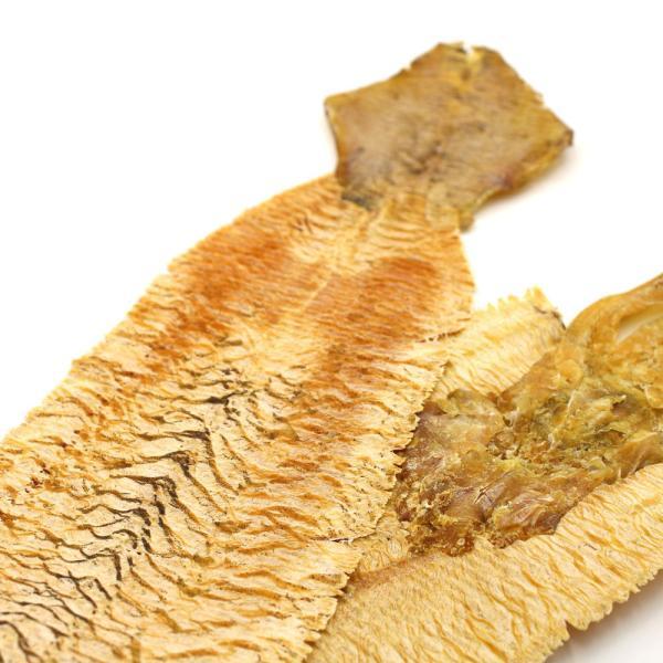 のしいか 無添加 するめ 北海道産 ビッグサイズ すだれ焼き ソフトするめ 130g前後 驚きの全長80cm 炙り のしいか|hakodate-e-kombu|08