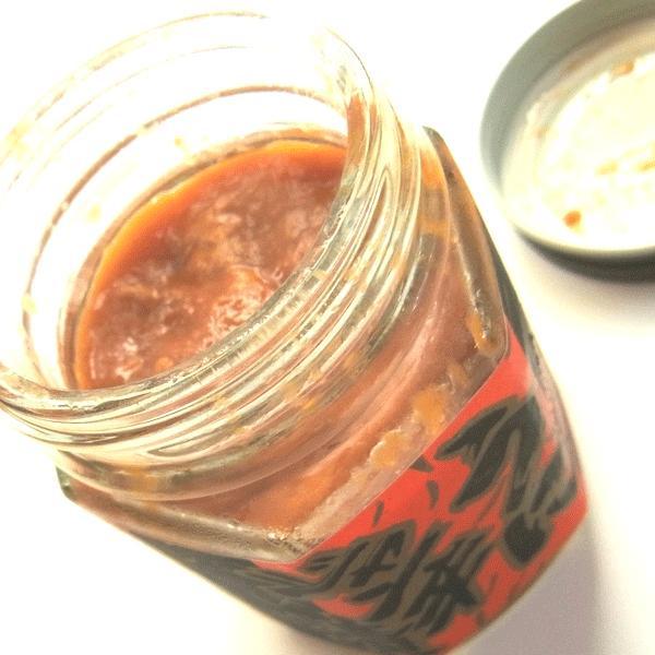 うに ウニ )うにジャン辛漬け 100g 瓶入り urchin|hakodate-e-kombu|03