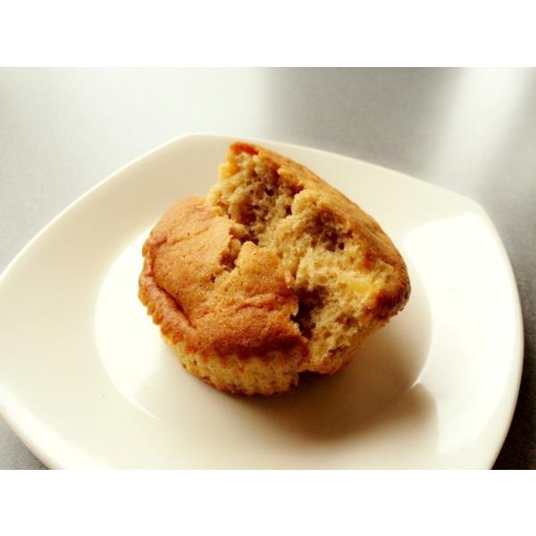 フルーティーな味わいが人気「函館キングマフィン アップルシナモン」カップケーキ 菓子パン 北海道 お取り寄せ キングベーク通販【A:常温便/B:冷蔵便】