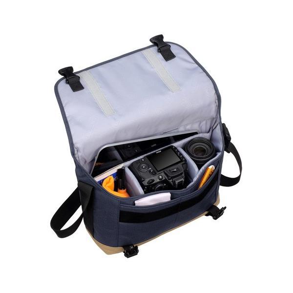 アウトドアプロダクツ カメラショルダーバッグ02 ネイビー ODCSB02NV 4977187204520|hakuba|04