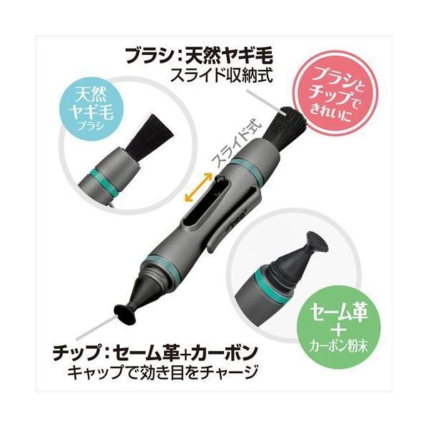ハクバ レンズペン3 ミニプロ ガンメタリック KMC-LP15G 4977187325850|hakuba|03