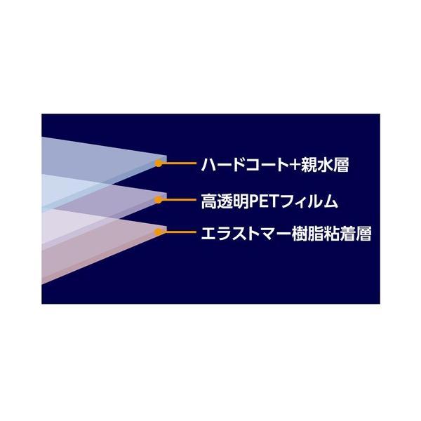 ハクバ OLYMPUS Tough TG-6 専用 液晶保護フィルム 親水タイプ  DGFH-OTG6 4977187346305|hakuba|03
