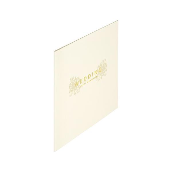 ハクバ ペーパースクウェア婚礼用台紙 No.180 写真サイズ:2L 2面 角・角 M180-SQ2L-2 4977187622522|hakuba|04