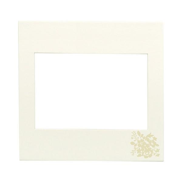 ハクバ ペーパースクウェア婚礼用台紙 No.180 写真サイズ:2L 2面 角・角 M180-SQ2L-2 4977187622522|hakuba|06