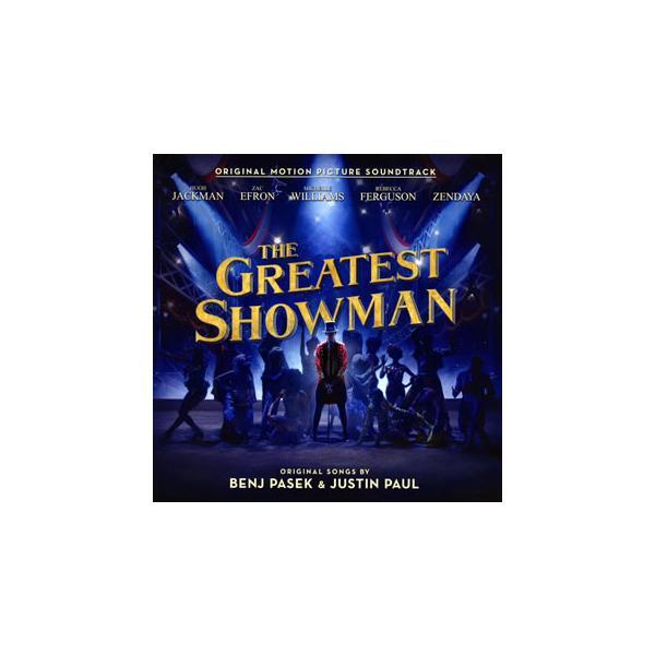 CD)「グレイテスト・ショーマン」オリジナル・サウンドトラック/ジャスティン・ポール&ベンジ・パセック (WPCR-17962)