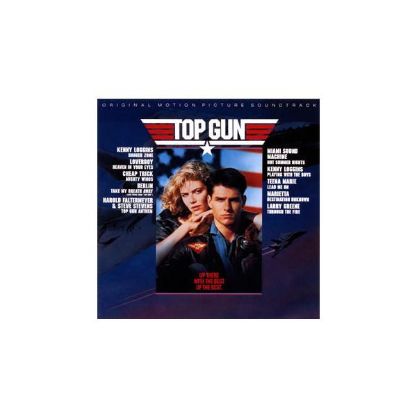 CD)「トップガン」オリジナル・サウンドトラック(期間限定盤(期間生産限定盤(2019年12月31日まで))) (SICP-5941)
