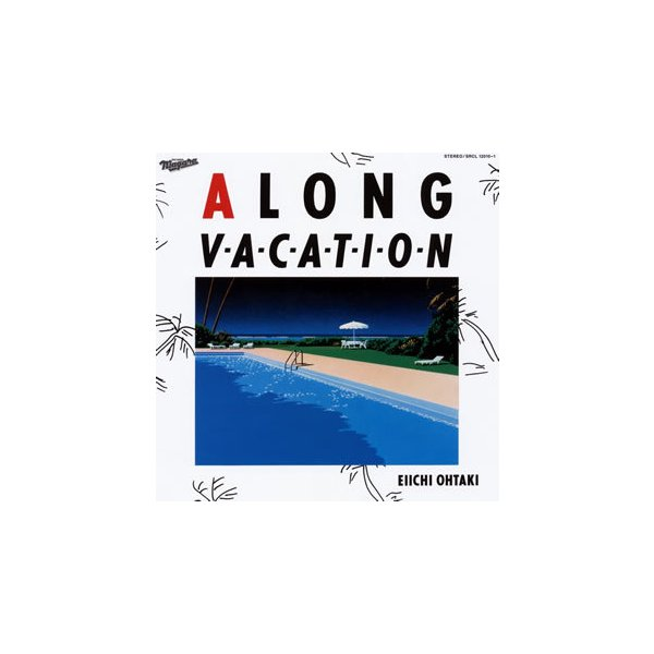 CD)大滝詠一/ALONGVACATION40thAnniversaryEdition(SRCL-12010)