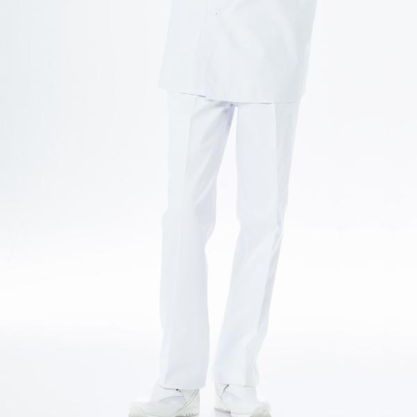ET280 ナガイレーベン Naway男子白ズボン 白衣 医療用 医師用 ドクター ナガイレーベン et-280