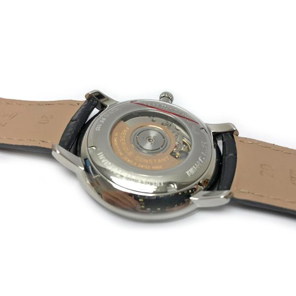 FREDERIQUE CONSTANT(フレデリックコンスタント)FC-312S4S6 SLIMLINE 自動巻き 裏スケ メンズ腕時計【中古】|hakuraku78|06