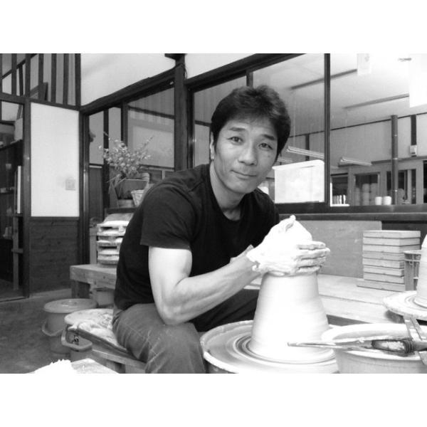 有田焼 博泉窯 白磁線文皿 中村慎 作 手造り シンプル カレー皿 パスタ皿 きれいな白磁 贈り物 ギフト 食器 |hakusengama|08