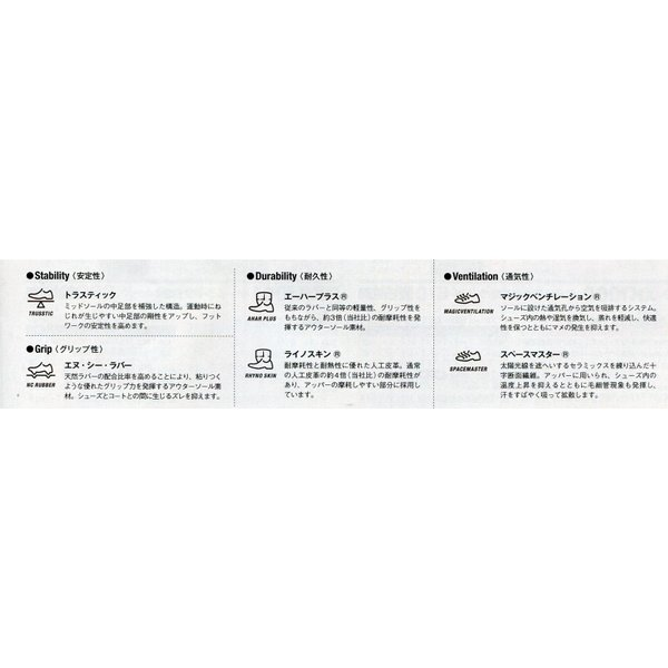 アタックHYPERBEAT SP2・ホワイト×ブラック|hakuzantakiu|05