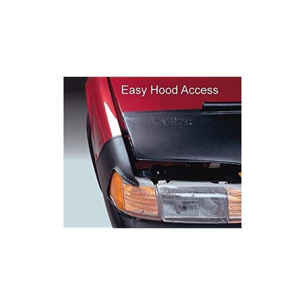 LeBra 551093-01 Front End Cover Dodge Caliber Black Vinyl