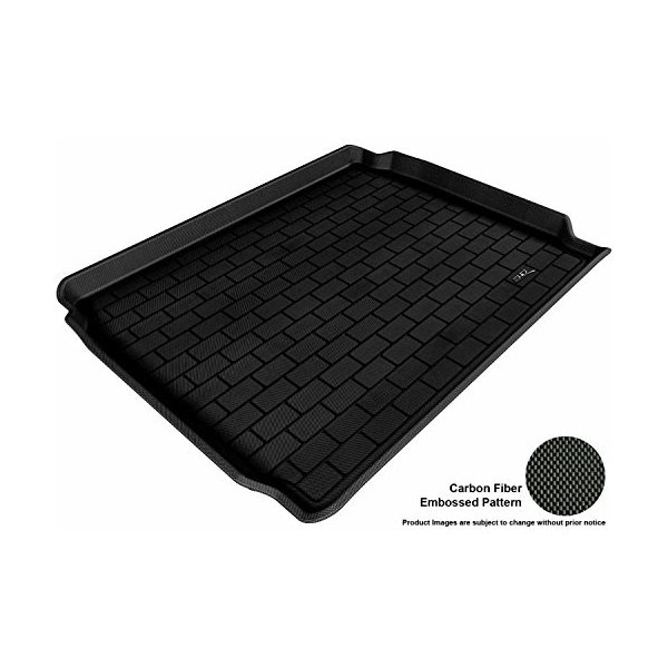 Kagu Rubber Models Tan 3D MAXpider Custom Fit All-Weather Cargo Liner for Select BMW X5 E53