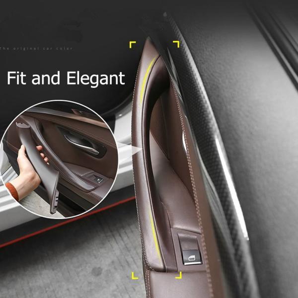 Inner Window Switch Door Panel Handle Armrest Fits For BMW 520 523 525 530