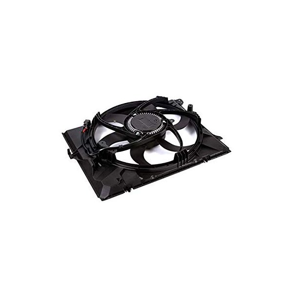 New 400 Watts Engine Cooling Fan For BMW E90 Auto Transmission 17427523259