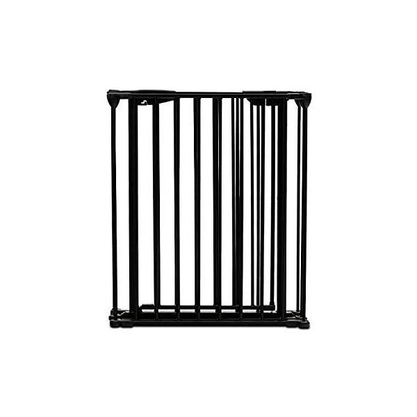 PETSJOY 5枚のパネルベビー&ペットセーフティゲート、暖炉安全柵、ハースBBQ|hal-proshop2|12