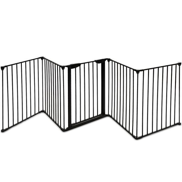 PETSJOY 5枚のパネルベビー&ペットセーフティゲート、暖炉安全柵、ハースBBQ|hal-proshop2|14