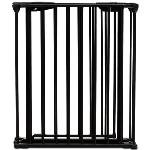 PETSJOY 5枚のパネルベビー&ペットセーフティゲート、暖炉安全柵、ハースBBQ|hal-proshop2|16