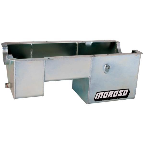 フォックスシャーシ車でフォード351Wエンジン用MOROSO 20520オイルパン|hal-proshop2|05